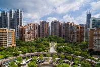 Guangzhou Central Park-view is offered for sale.