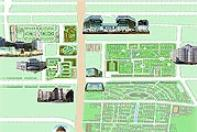 The downtown Beijing reconstruction plan starts.