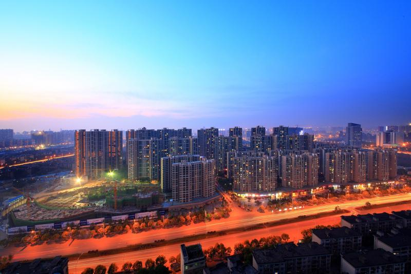Changsha La Ville New World