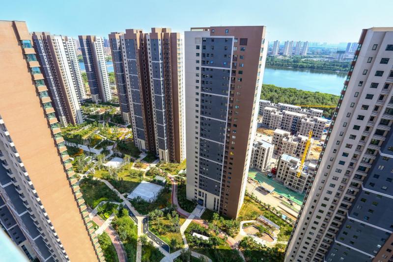 Shenyang New World • The Riverfront