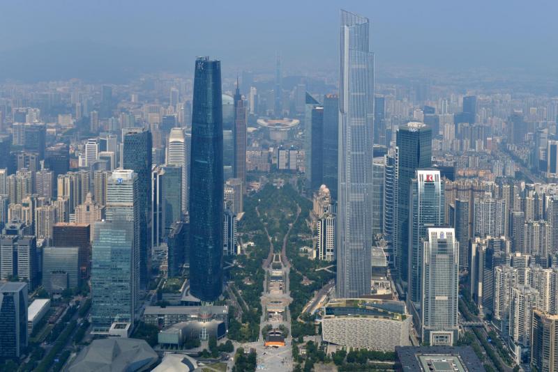Guangzhou Chow Tai Fook Finance Centre