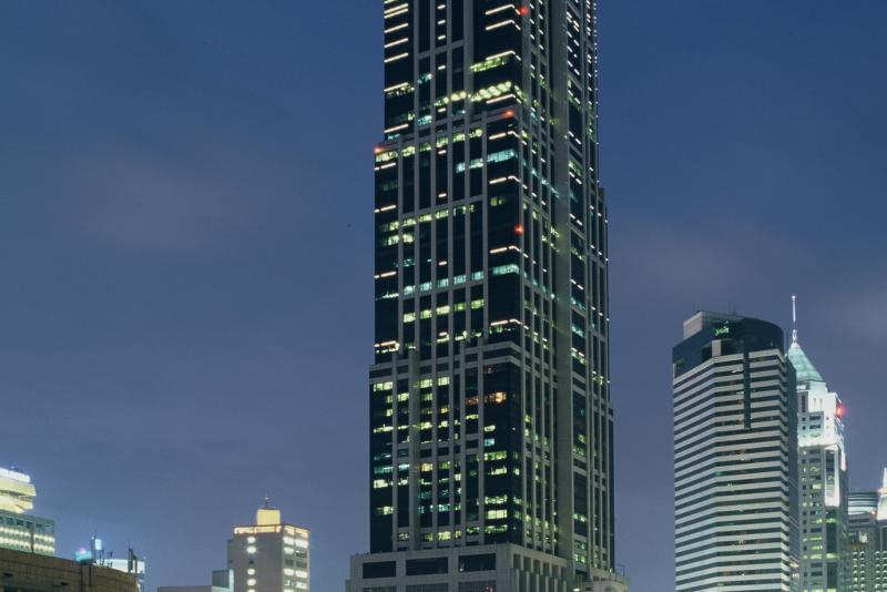 Shanghai Hong Kong New World Tower