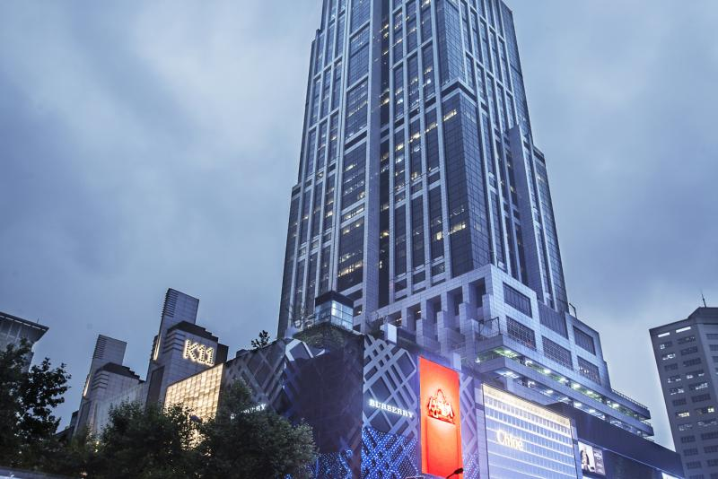 上海香港新世界大廈