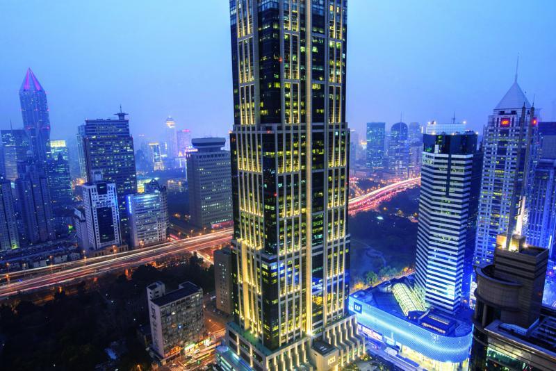 上海香港新世界大厦