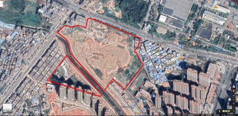 NWC Obtains the Land Parcel in Zengcheng at RMB 3.4 Billion Promoting the Renovation of Old Villages and Building an International Community in Eastern Guangzhou