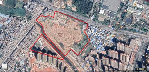 新世界中国以人民币34亿元底价夺得增城塔岗村地块 助推旧村改造提升  打造广州东部国际社区