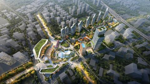 NWC Acquires a Land Parcel in Wangjiang New Town with RMB 9.8 Billion, Making its First Move in Hangzhou