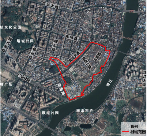 NWC becomes the intended cooperative enterprise for the Redevelopment Project of Xiajie Village of Zengcheng, Guangzhou