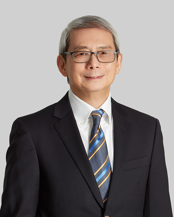 Mr. So Chung-Keung, Alfred