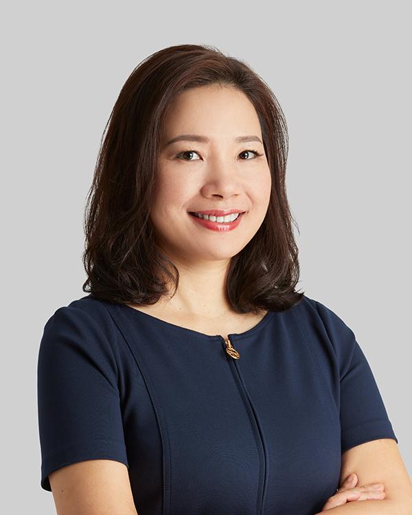 黄少媚女士 董事兼副行政总裁