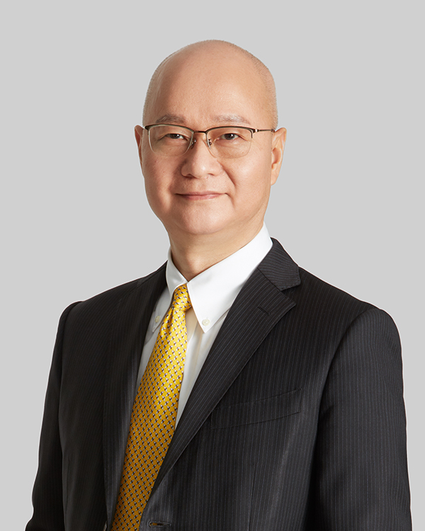 Mr. Chan Lai-Man, Raymond